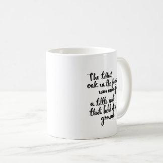 Parentingzitat-Tasse Kaffeetasse