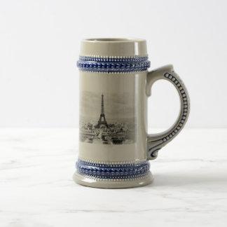 Paris 1889 bierglas