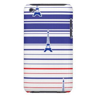 Paris-Blues-Liebe Case-Mate iPod Touch Hülle