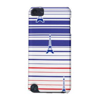 Paris-Blues-Liebe iPod Touch 5G Hülle
