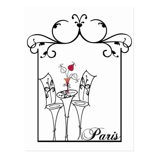 Cafe De Paris Seten