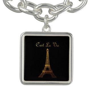 Paris: C'est La konkurrieren *MULTIPLE ART Armbänder