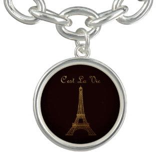 Paris: C'est La konkurrieren *MULTIPLE ART Charm Armbänder