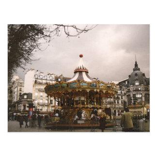 Paris die Reitbahn Postkarte