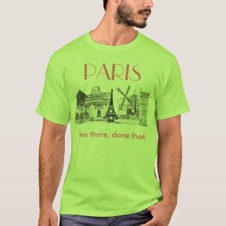 PARIS, dort getan dem T - Shirt