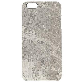 Paris Durchsichtige iPhone 6 Plus Hülle
