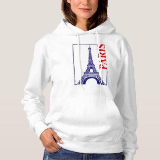 Paris-Eiffel Turm Hoodie
