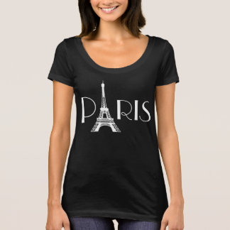 Paris-Eiffelturm T-Shirt