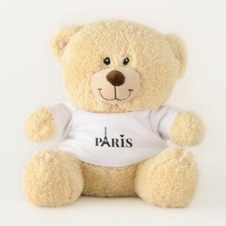 Paris-Eiffelturm Teddybär