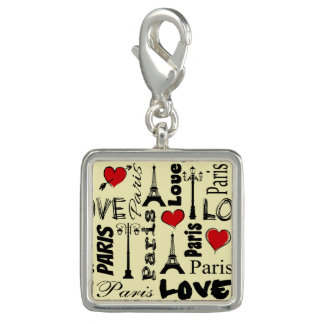 Paris Foto Anhänger