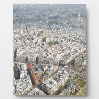 Paris Fotoplatte