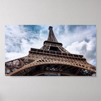 Paris Frankreich - Eiffelturm-Plakat Poster