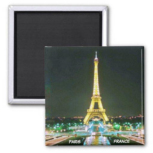 PARIS, FRANKREICH KÜHLSCHRANKMAGNETE