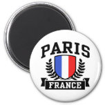 Paris Frankreich Magnete