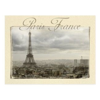 Paris Frankreich Postkarte