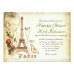 PARIS-Hochzeitseinladungen Einladungen