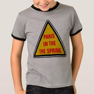Paris im Frühling T-Shirt