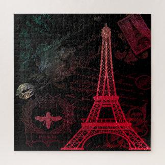 Paris: La-Ausflug Eiffel Puzzle