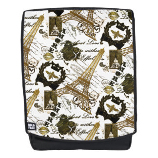 Paris: La-Ausflug Eiffel Rucksack