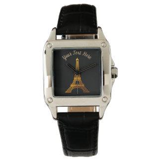 Paris: La-Ausflug Eiffel Uhr