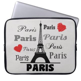 Paris Laptopschutzhülle