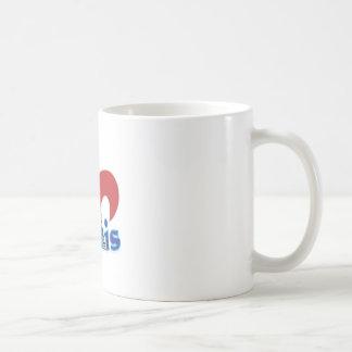 Paris-Lilie Kaffeetasse