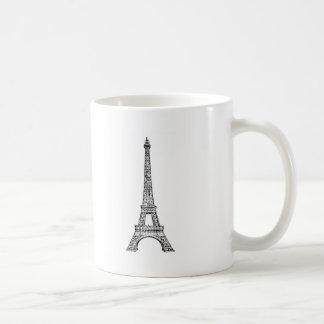 PARIS-LINIE KAFFEETASSE