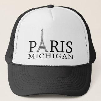 Paris Michigan Truckerkappe