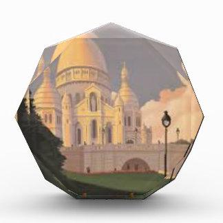 Paris Montmartre Vintage Auszeichnung