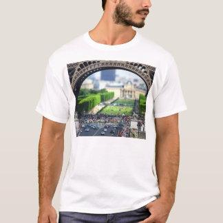 Paris-Neigungs-Verschiebung T-Shirt