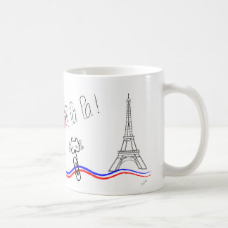 Paris, oh Lala! Le chat Kaffeetasse