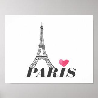 Paris-Plakat Poster