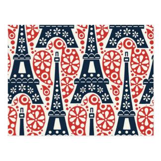 Paris-Postkarte