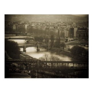 Paris-Postkarten Postkarte