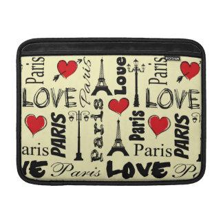 Paris Sleeve Fürs MacBook Air