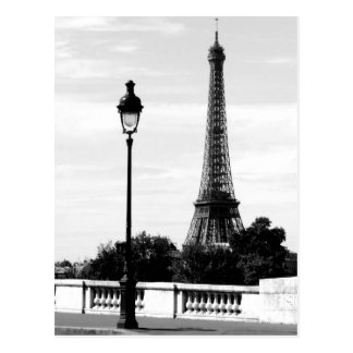 Paris-Szenen-Postkarte Postkarten
