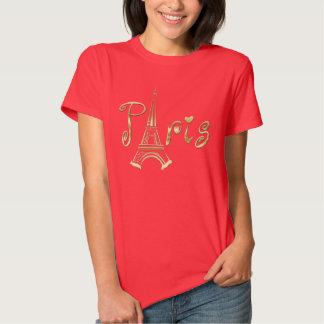 PARIS-T - Shirt mit dem Eiffel-Turm