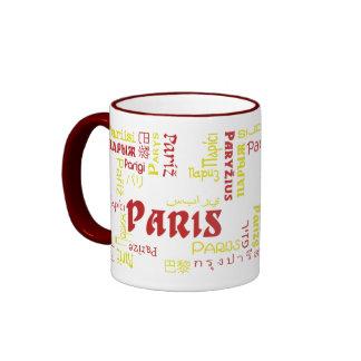 Paris Tee Haferl