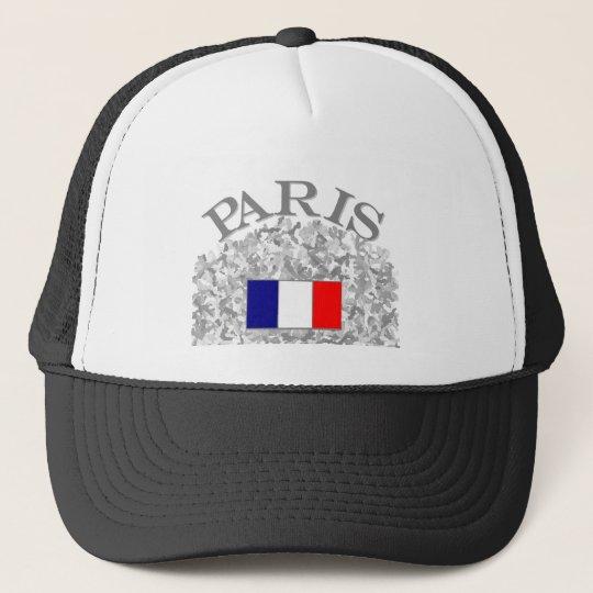 Paris Truckerkappe