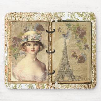 Paris Vintages mousepad