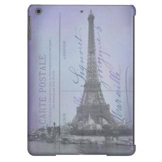 Paris-Weltausstellung-Franzose-Postkarte