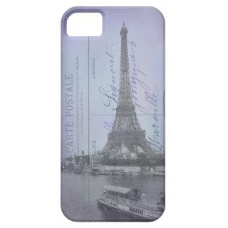Paris-Weltausstellung-französischer Postkarte iPho iPhone 5 Schutzhüllen