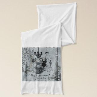 Pariser Mode Schal