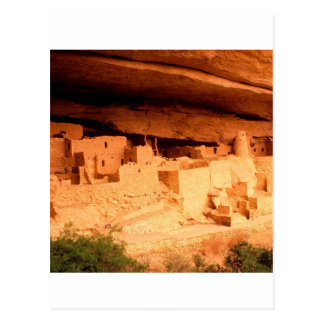 Park Anasazi ruiniert MESA Verde Colorado Postkarte