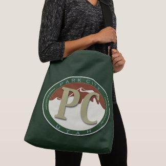 Park- Citylogo-Taschentasche durch Leslie Harlow Tragetaschen Mit Langen Trägern
