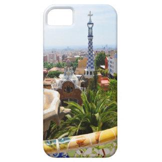 Park Guell in Barcelona, Spanien Schutzhülle Fürs iPhone 5
