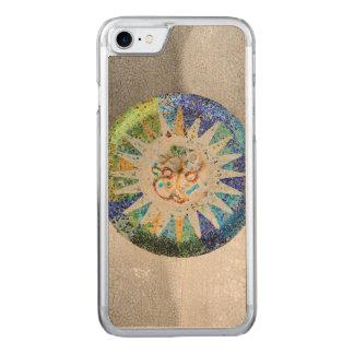 Park Guell Mosaiken Carved iPhone 8/7 Hülle