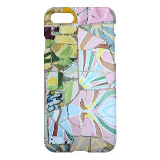 Park Guell Mosaiken iPhone 8/7 Hülle