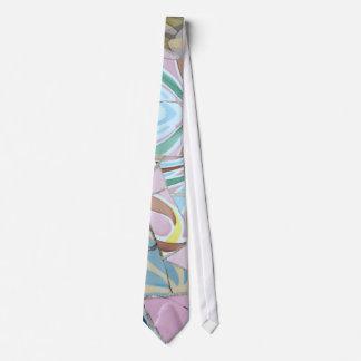 Park Guell Mosaiken Krawatte
