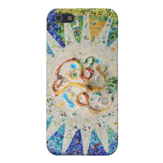 Park Guell Mosaiken Speck-Kasten iPhone 5 Case